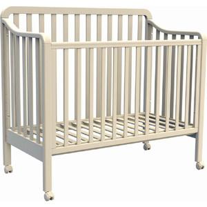 Кроватка Fiorellino Nika 120х60 ivory