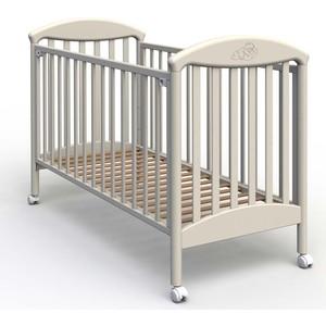 Кроватка Fiorellino Pu 120х60 ivory