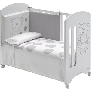 Бортики Micuna Sweet Bear 120*60 TX-1744 кровать micuna aura 120 60 white