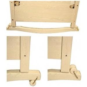 Качалка Micuna для кровати CP-615 white двуспальные кровати