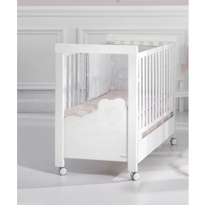 Кроватка Micuna Dolce Luce Relax Plus 120х60 white цена и фото
