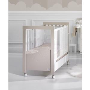 Кроватка Micuna Dolce Luce Relax Plus 120х60 white/beige цена и фото