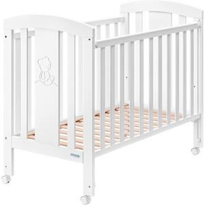 Кроватка Micuna Nicole 120х60 white