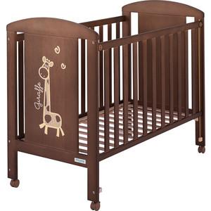 Кроватка Micuna Sabana 120х60 chocolate