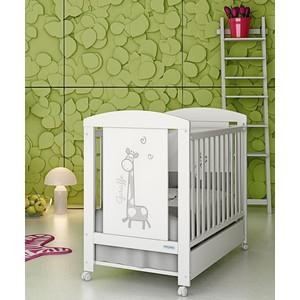 Кроватка Micuna Sabana 120х60 white кроватка micuna nicole white