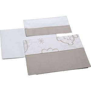 Комплект в кроватку Micuna Dolce Luce 3 предмета 120*60 TX-821 beige цена и фото
