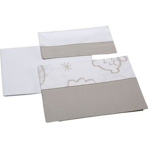 Комплект в кроватку Micuna Dolce Luce 3 предмета 120*60 TX-821 beige