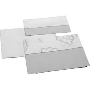 Комплект в кроватку Micuna Dolce Luce 3 предмета 120*60 TX-821 grey цена