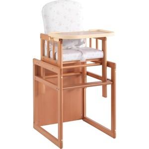 Стульчик для кормления Micuna T-950 honey beige bears цена