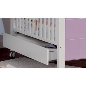 Ящик для кровати Micuna 120*60 CP-1405 white cp ex302n
