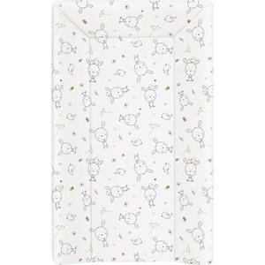 Матраc пеленальный Ceba Baby 70 см мягкий с изголовьем Dream Roll-over white W-103-903-100