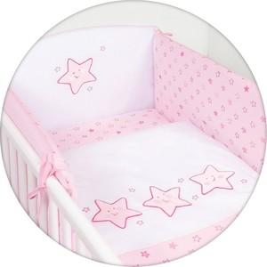 Матраc пеленальный Ceba Baby 70*85 см мягкий на комод Stars pink W-134-066-130 постельное белье ceba baby 3 пр stars blue вышивка w 806 066 160