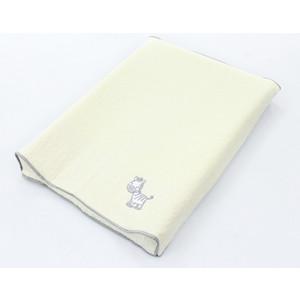 Простынь на резинке Ceba Baby на пеленальный матрасик 50x70 см Zebra grey W-820-002-260 балдахин ceba baby grey w 805 000 260