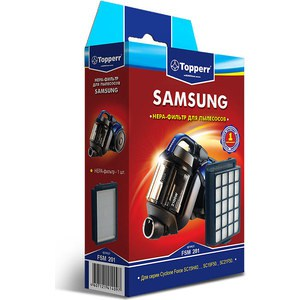 Фильтр для пылесосов Topperr 1148 FSM 201