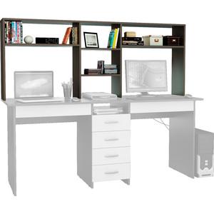 Надставка для стола Мастер Тандем-2 (венге) МСТ-НСТ-02-ВМ-16 конвектор стн нэб м нст 0 7 white matt