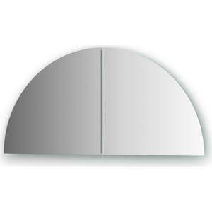 Зеркальная плитка Evoform Refractive c частичным фацетом 5 мм, 30 х 30 см, комплект 2 шт. (BY 1440) зеркальная плитка evoform refractive с фацетом 5 мм 25 х 25 см комплект 4 шт by 1428