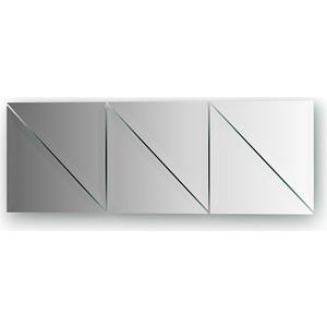 Зеркальная плитка Evoform Reflective с фацетом 15 мм, 20 х см, комплект 6 шт. (BY 1539)