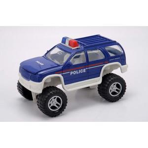 Игрушка Soma полицейский внедорожник 18 см (78878)