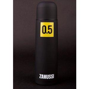Термос черный 0.5 л Zanussi Cervinia (ZVF21221DF) чайник 2 0 л zanussi sorrento черный zkw21411af