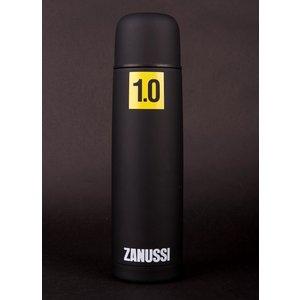 Термос черный 1.0 л Zanussi Cervinia (ZVF51221DF) чайник 2 0 л zanussi sorrento черный zkw21411af