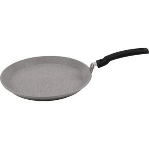 Сковорода для блинов d 24 см Kukmara Мраморная (сбмс240а) сковорода d 24 см kukmara мраморная смс241а светлый мрамор