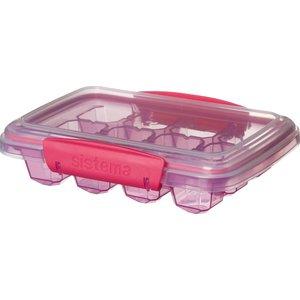 Контейнер для льда средний Sistema Klip it (61445) контейнер для капусты klip it 3 5 л 22х15 см синий 1490 sistema