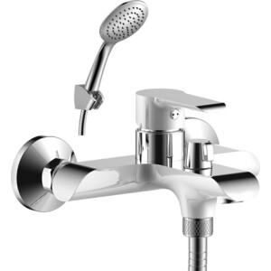 Смеситель для ванны Rossinka W с монолитным изливом (W35-31)