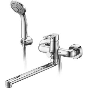 Смеситель для ванны Elghansa EcoFlow Alpha с душем, хром (5350207) цены