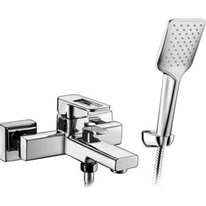 Смеситель для ванны Elghansa Mondschein New с душем, хром (2320233) цены