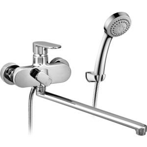 Смеситель Elghansa Platea для ваны, с душем, хром (5301102)