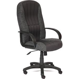 Кресло TetChair СН833 ткань/сетка серая/серая 207/12 фото