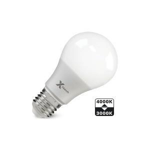 Энергосберегающая лампа X-flash XF-E27-TCL-A60-P-8W-3000/4000K-220V