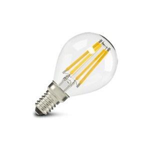 Филаментная светодиодная лампа X-flash XF-E14-FL-P45-4W-2700K-230V Артикул 47635