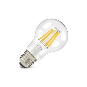 Филаментная светодиодная лампа X-flash XF-E27-FL-A60-8W-2700K-230V Артикул 47666