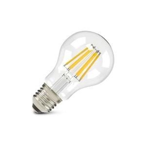Филаментная светодиодная лампа X-flash XF-E27-FL-A60-6W-2700K-230V Артикул 47659
