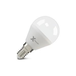 Энергосберегающая лампа X-flash XF-E14-P45-6.5W-4000K-230V Артикул 47529