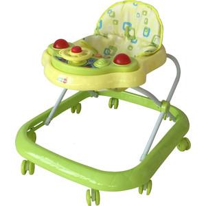 Ходунки BabyHit Action зелёный