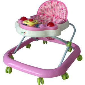 Ходунки BabyHit Action розовый ходунки ходунки capella bg 213 розовый