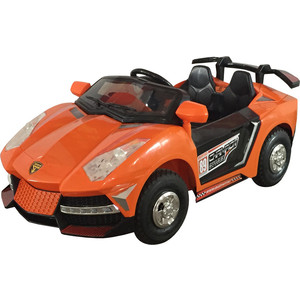 Электромобиль BabyHit Storm оранжевый