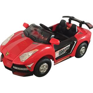 Электромобиль BabyHit Storm красный
