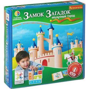 Логическая игра Bondibon Замок загадок арт SG030 фото