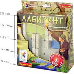 Логическая игра Bondibon Лабиринт арт SG 437 RU