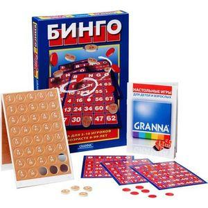 цены Настольная игра Bondibon бинго