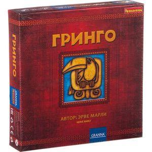 Настольная игра Bondibon гринго карлос фуэнтес старый гринго