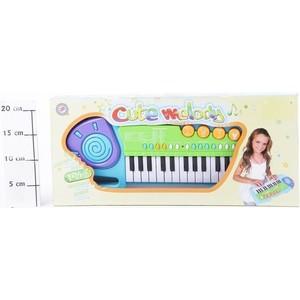 Музыкальный инструмент Potex на батар Синтезатор Cute Melody 32 клав арт 942В детский музыкальный инструмент сима ленд синтезатор с микрофоном музыкант green 1689051