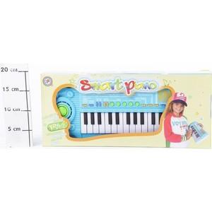 Музыкальный инструмент Potex на батар Синтезатор Smart Piano 32 клав арт 939В детский музыкальный инструмент сима ленд синтезатор с микрофоном музыкант green 1689051