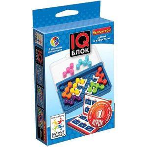 Логическая игра Bondibon IQ- Блок арт SG 466 RU