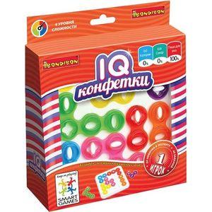 Логическая игра Bondibon IQ- Конфетки арт SG 485 RU (SG 438 RU)