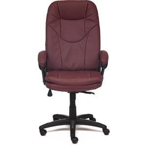 Кресло TetChair COMFORT кож/зам, бордо, 36-7
