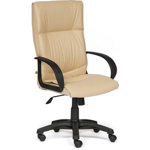 Кресло TetChair DAVOS кож/зам, бежевый, 36-34
